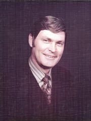 Bill Brittain, 86, was a prominent Nashville broadcaster for decades, working for a dozen radio stations. This photo is from 1978.