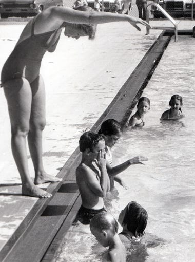 Indianapolis star - Pools on the park swimming lessons ...