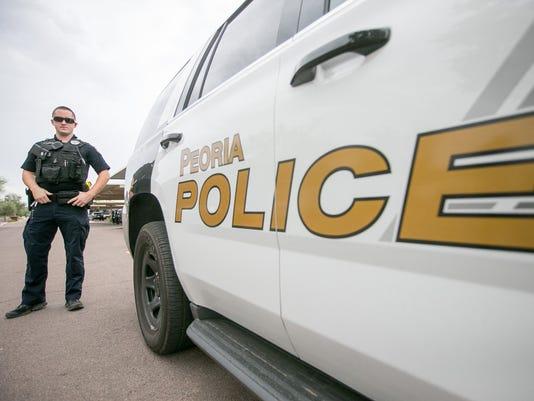 Peoria police