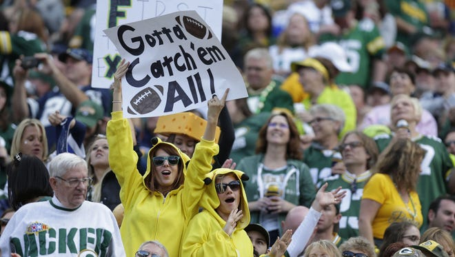 Sports Illustrated's The MMQB is in town for its Green Bay Week, which means stories about the Packers, fans and the city.