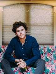 Singer-songwriter Vance Joy hits the Hangout Stage at the 2015 Hangout Music Fest at 3:45 p.m. Sunday.