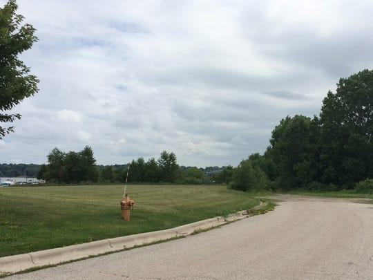 Ashwaubenon intends to sell this 2.2-acre parcel along