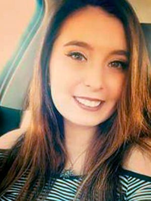 This undated photo released by the Fargo Police Department shows Savanna Greywind who is missing and was last seen at her Fargo, N.D., apartment Saturday, Aug. 19. Police Chief David Todd released a statement Friday, Aug. 25, 2017, saying a man and a woman have been arrested in connection with the disappearance of Greywind, who was pregnant. Formal charges are pending. Authorities found a newborn in an apartment in the building Thursday but haven't said whether Greywind is the baby's mother.