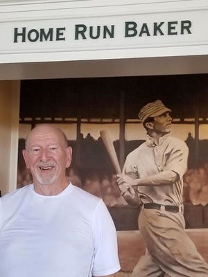 Though he grew up on Lovewell Street in South Gardner, George Thompson has called Texas his home since the spring of 1982 when he moved south to work in the Simplex-Grinnell branch office in Lewisville. Retired now after 47 years with the company, Thompson enjoys spending time with his four daughters, 10 grandchildren and six great grandchildren.