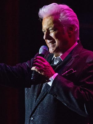 Jack Jones reinvented Sinatra's music and jazzed it up at a recent McCallum performance.