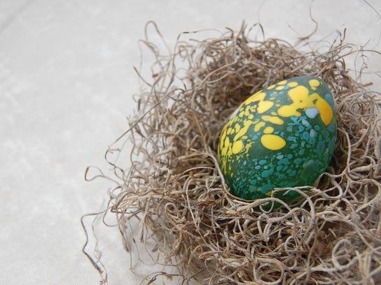 Eggstravanga egg