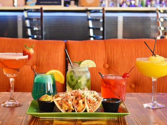 Tasty tacos are always on tap at Tequila N Tacos in Piscataway