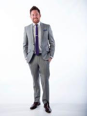 Chris Sylvia, 2017 Knoxville Business Journal 40 Under