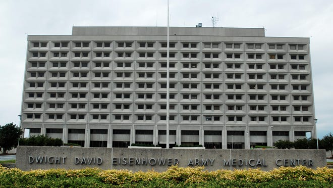 The Eisenhower Medical Center at Fort Gordon, Tuesday, May 11, 2010, in Augusta, Ga.