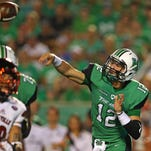 Video | Marshall coach on losing to Louisville