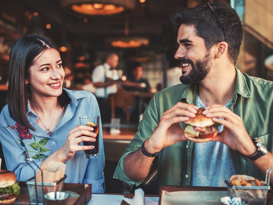 Going out to restaurants costs the average American more than $200 a month.