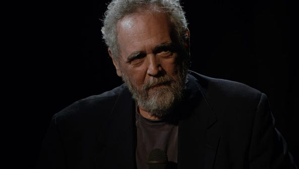 Comedian Barry Crimmins performs Saturday at the Dock