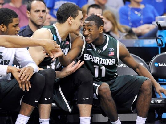 Close-knit Spartans extend March run