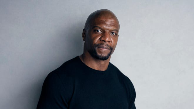 Actor Terry Crews testified Tuesday before a U.S. Senate committee considering sexual harassment legislation.