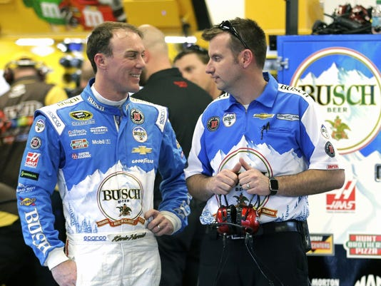NASCAR Childers Suspended Racing