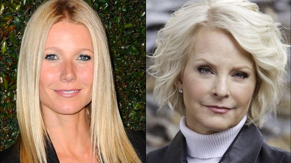 Cindy McCain (right) fired back at Gweneth Paltrow on social media, deeming Paltrow's remarks about celebrity parenthood as insensitive to those in the military.