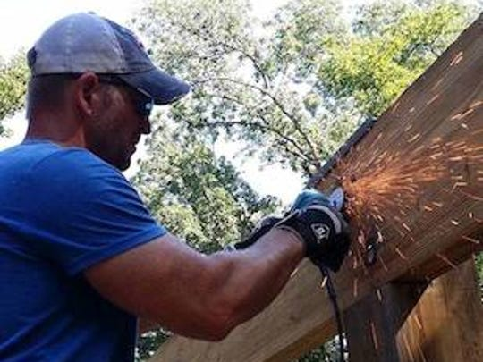 Jason Cameron enjoys teaching others how take remodeling into their own hands