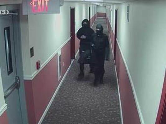 Arson Ninjas