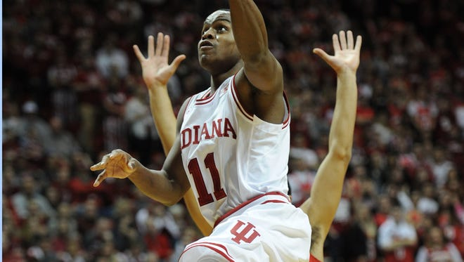 How important will Yogi Ferrell (11) be to Indiana's guard-driven offense? Unspeakably important.