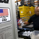 An American auto parts maker
