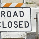 Twelve Mile Road at CSX Railroad is expected to be closed to traffic until Thursday