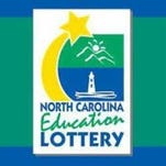 The North Carolina Education Lottery logo.