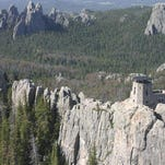 Governor says state won't fight renaming of Harney Peak