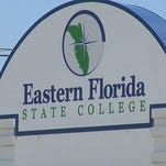 Eastern Florida State College soccer team wins 3-0.