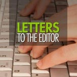 Letter to the editor for April 30