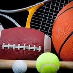 Area sports standings through 9/24