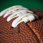 Area football statistics through Week 5