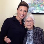 Gladys Misiewicz is set to walk her first 5K on Saturday, Sept. 20, 2014, at 100 years old.