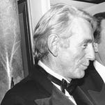 "Rod McKuen, pictured here at a party for ""Night of 100 Stars II,"" in New York on Feb. 18, 1985, died Thurs, Jan. 29, 2015. He was 81."