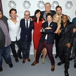 Cast and producers of ABC's 'Lost' reunited Sunday in Los Angeles for a PaleyFest panel commemorating the 10th anniversary of the show's premiere.