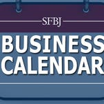 Business calendar tile