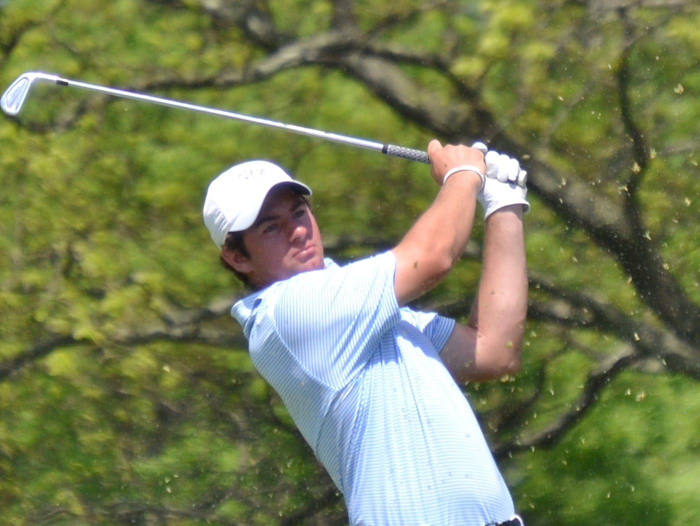 Cameron Young is all for a local version of the U.S. Amateur Four-Ball Championship.