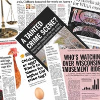 Our best Wisconsin investigative journalism, by email
