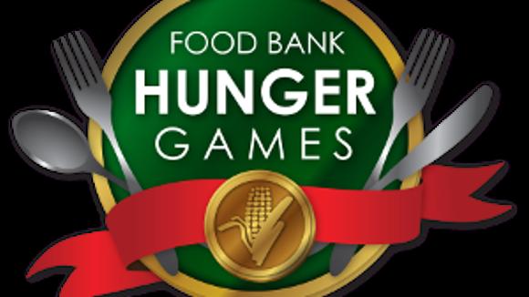 Food Bank Hunger Games at 6:30 p.m. Thursday at the