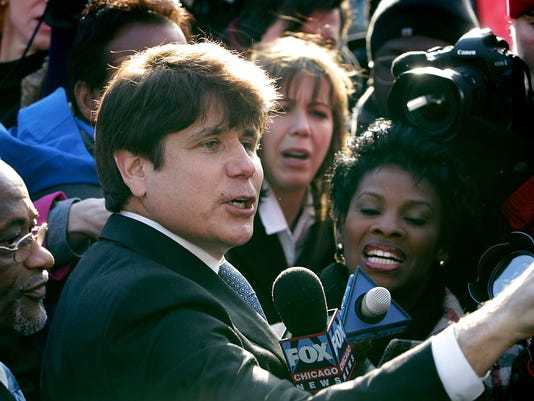 Blagojevich, Ex-Illinois Governor, Gets 14 Years in Prison