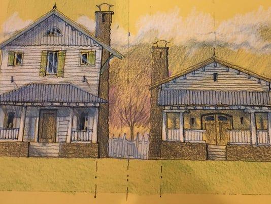 Arts Village housing