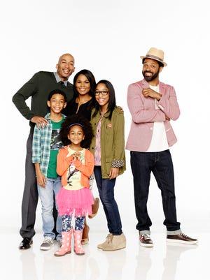 A new version of 'Uncle Buck' stars James Lesure, Ayid Shahidi, Aalyrah Caldwell, Nia Long, Iman Benson and Mike Epps
