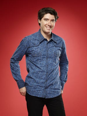 """Singer James Dupre', a former paramedic with Acadian Ambulance, is a contestant on """"The Voice"""" on NBC."""