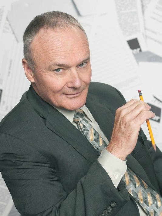 Creed Bratton in 'The Office'