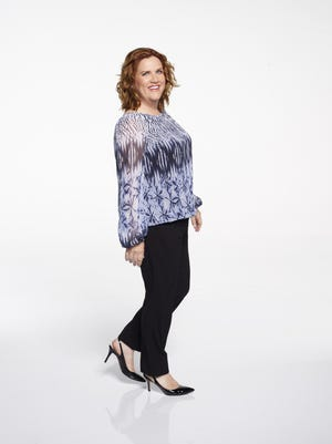 My Crazy Ex-Girlfriend star Donna Lynne Champlin is a Rochester native. Her mom, Dorothy, still lives in Greece.