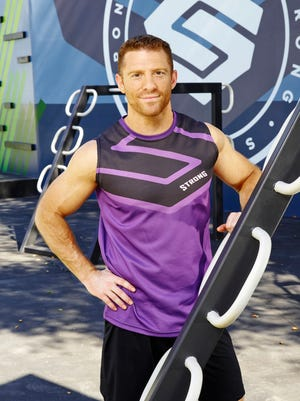 Scarsdale native Mathew Miller is one of the ten trainers to be featured on NBC's newest fitness reality show.
