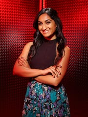 "Moushumi is ready for the Live Playoffs on NBC's ""The"