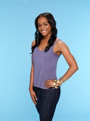 Texas lawyer Rachel Lindsay, a contestant on 'The Bachelor,'