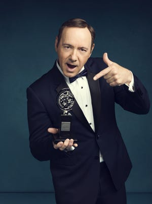 Kevin Spacey will host the 2017 Tony Awards.