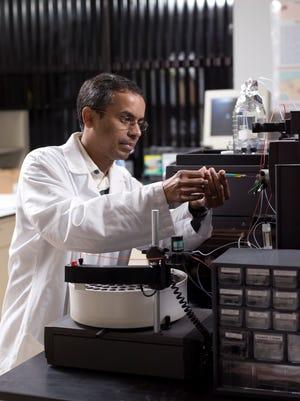 Researcher at Endocyte, a West Lafayette cancer drug development company.