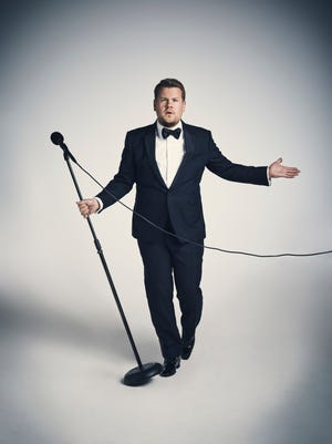 James Corden will host the 60th Grammy Awards.